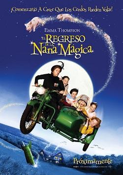 El Regreso de la Nana Mágica