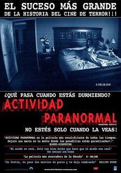Actividad Paranormal 1