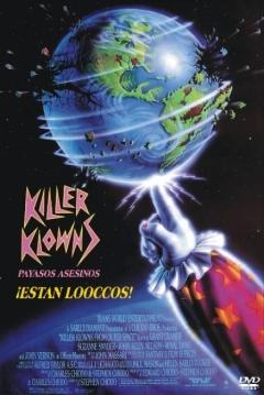 Payasos Asesinos del Espacio Exterior