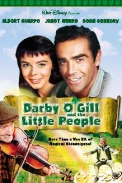 Darby O Gill y El Rey de los Duendes