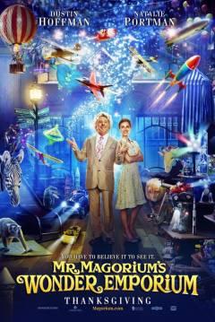 El Mundo Mágico de Magorium