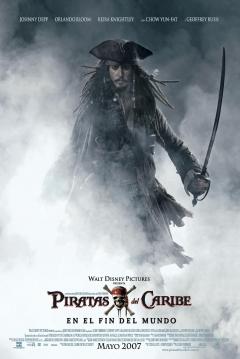 Piratas del Caribe El Fin del Mundo