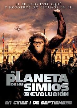 El Planeta de los Simios Revolución