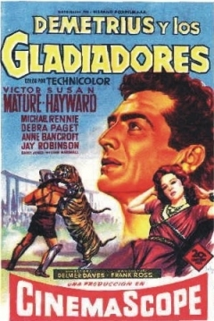 Descargar Demetrio Y Los Gladiadores Gratis En Español Latino