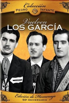 Vuelven Los Tres García