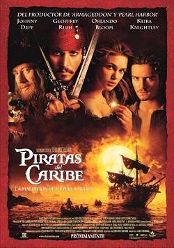 Piratas del Caribe La Maldición de la Perla Negra