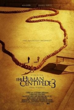 El Ciempiés Humano 3