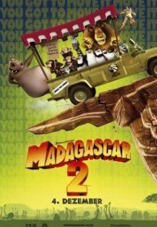 madagascar 2 en español