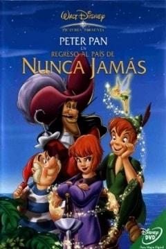 Peter Pan Regreso a Nunca Jamás