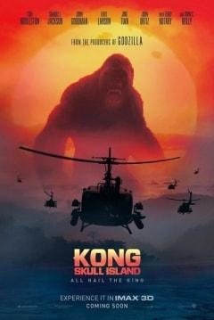 Kong La Isla Calavera
