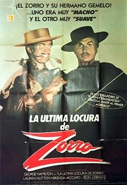 La Última Locura del Zorro