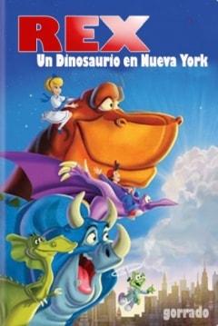 Rex un Dinosaurio en Nueva York