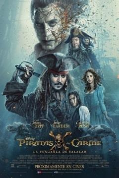 Piratas del Caribe 5: la Venganza de Salazar
