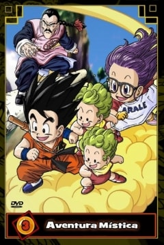 Dragon Ball 3 Una Aventura Mistica