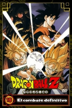 Dragon Ball Z El Combate Definitivoo