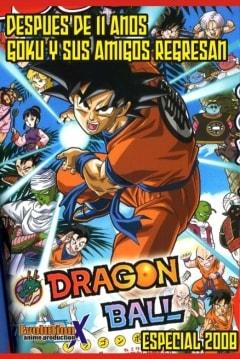 Hey Goku y Sus Amigos Regresan