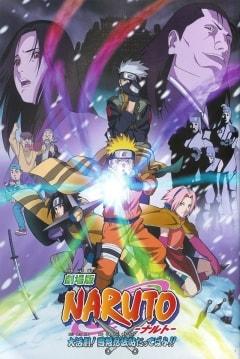 Naruto La Pelicula: El Rescate de la Princesa de la Nieve