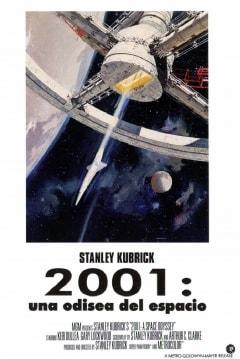 2001 Odisea En El Espacio