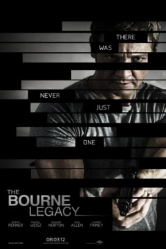 Bourne El Legado