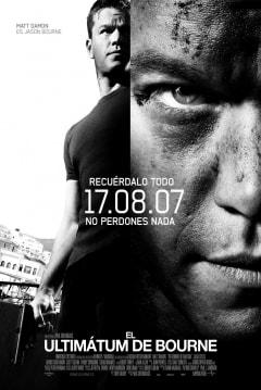 Bourne: El Ultimátum Capturas