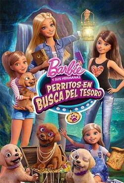 Barbie y sus Hermanas Perritos en Busca del Tesoro