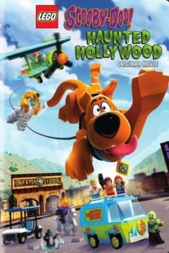 Lego Scooby Doo Hollywood Encantado
