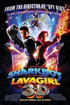 Las Aventuras de Sharkboy y Lavagirl