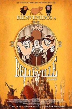 Las Trillizas de Belleville