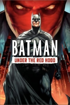 Batman Capucha Roja