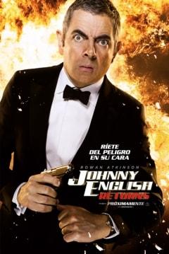 Johnny English Recargado