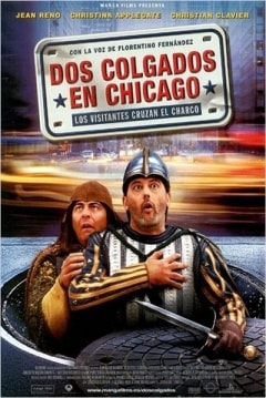 Dos Colgados en Chicago