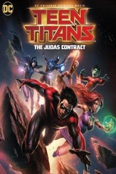 Los Jóvenes Titanes El Contrato de Judas