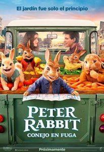 Peter Rabbit 2: Conejo en Fuga